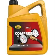 Compressorolie H68 5ltr 02320 ve 1 stks