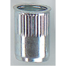 Blindklinkmoer verzonken kop open alu M5x18,5 kb 6,5-9,0 ve 250 stks