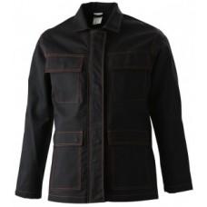 HaVeP® Guard werkjas vlamvertragend zwart / rood