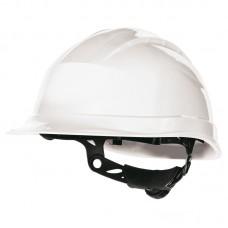 Veiligheidshelm Quartz up III wit ve 1 stks