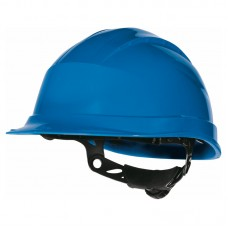 Veiligheidshelm Quartz up III blauw ve 1 stks