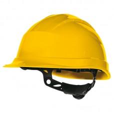 Veiligheidshelm Quartz up III geel ve 1 stks
