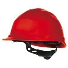 Veiligheidshelm Quartz up III rood ve 1 stks