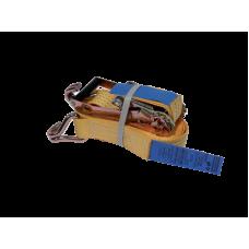 Spanband met ratelgesp en haken 50mm 7mtr ve 1 stks