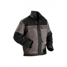 Blakläder jas vlamvertragend zwart/grijs  ve 1 stks