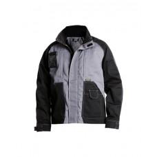 Blakläder jas ongevoerd 4063 grijs/zwart ve 1 stks