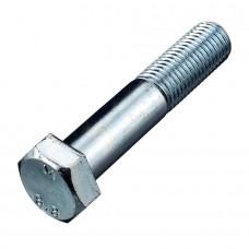 Zeskantbout DIN931 ISO4014 8.8 Thvz